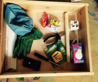 Single Mummy Life- Tackling the Man Drawer